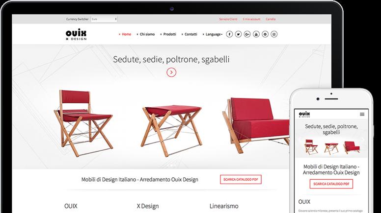 Sito mobili design simple sito mobili design with sito for Sito web di design di mobili